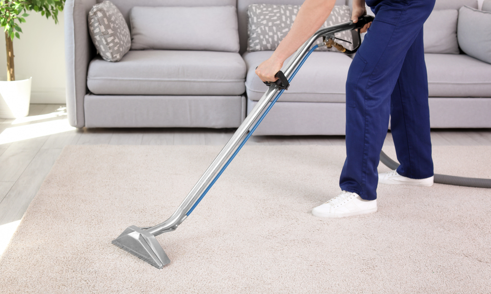 Carpet Cleaning - DG Cleaning Services
