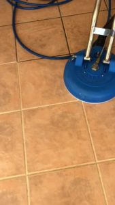 Grout Deep Clean